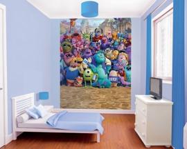 Walltastic 3D Disney Monsters University
