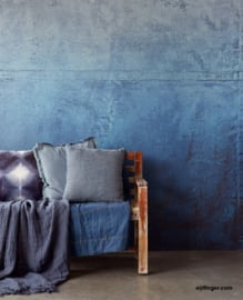 Eijffinger Lino Wallpower 379105 Canvas Denim