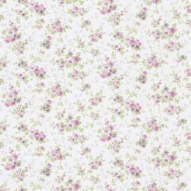 engelse kleine bloemen behang 285139