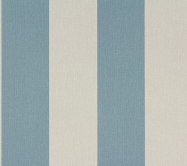Vliesbehang strepen blauw beige AS Creation 9483-11