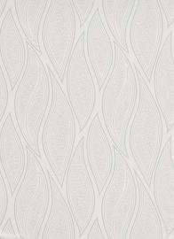 retro behang zilver glitter golven erismann 9743-03