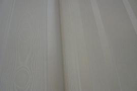 strepen murre satijn vinyl wit  behang x27
