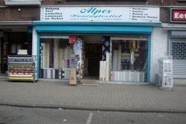 Onze Winkel Alperbehang - WWW.ABCBEHANG.NL