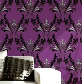 AS Création barok glitter behang 9570-35  95703-5