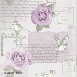BELLA LILAC BEHANG - Arthouse Options 630401