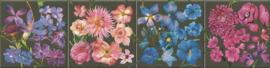 behangrand floral bloemen xx614
