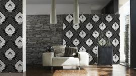 554314 Living Walls Wallpaper barok behang 5543-14