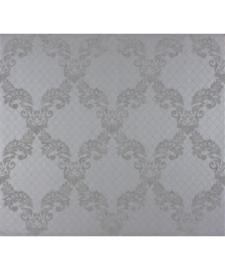 grijs zilver barok behang exclusief 5046-6