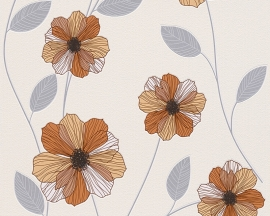 A.S. Creation bloemen behang 94162-3 / 941623