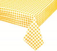 groen wit ruiten tafelzeil geblokt 156703