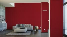 rood uni effe behang 002
