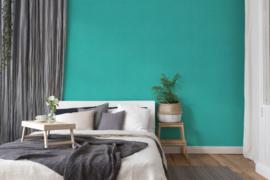 groen uni behang 33929-4