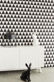 Eijffinger Black & Light behang 356011