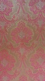 barok glim behang rood goud xx81
