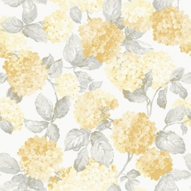 Norwall English Florals bloemen behang G34308
