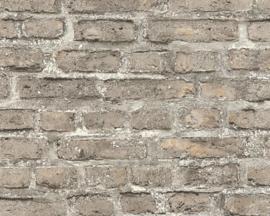 Steen behang  verouderd 36139-4