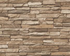 AS Creation Wood'n Stone 2 Steen behang 95833-2