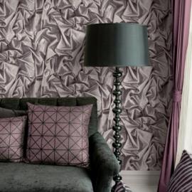 3d zijde satijn behang Realistische Glitter Silk L14209