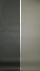 zilver grijs strepen behang 0025