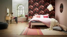 AS Création vliesbehang bloemen rozen 37392-4