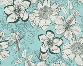 AS Creation Urban Flowers behang 32798-3