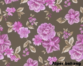 8562-10 Decora natur 5 behang bloemen