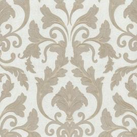 02264-10 bruin beige stijlvol barok behang
