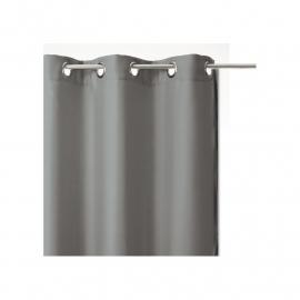 Verduisteringsgordijn grijs antraciet - Panel eyed