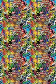 Behang Expresse Graffiti Wallpaper INK6050