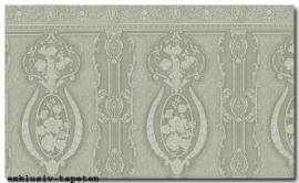 drapperie glitter groen lambriseringsbehang met glitter 0054