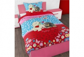 Sleeptime For Kids - DBO Puppy Love - Wit