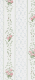 dollhouse bloemen behang 68836