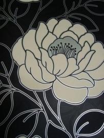 roosje behang bloemen 14