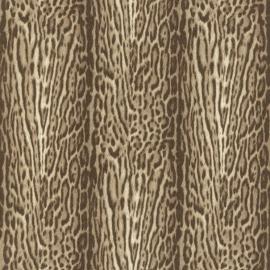 dieren print behang tijger vlies 781519