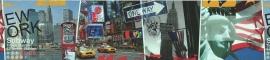 Noordwand Les Aventures 27130201 One Way New york behangrand