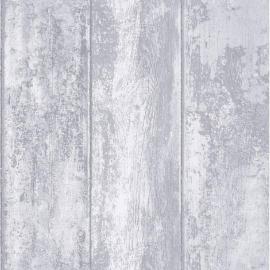 Grandeco Montrovilla Wood Panel Effect Geweven Vinyl Wallpaper VOA-006-04-3