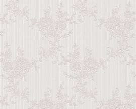 Roze glitter behang 31071-2