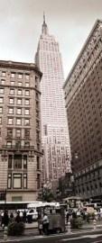 2-1716 Komar Fotobehang Empire flatgebouwen behang