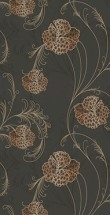 Chicago 935314 behang zwart wit bruin