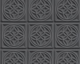 AS Creation Simply Decor Tegel behang 32980-1