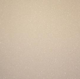 Taupe glitter vlies behang 02524-20