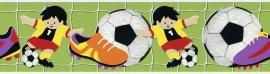 VOETBAL behangrand - Rasch Kids & Teens 471809