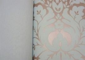 barok behang vinyl parelmoer 131
