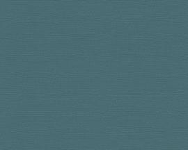 Groen uni vlies behang 30407-6