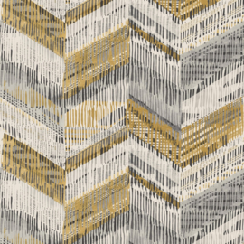 Arthouse Journeys behang Chevron Weave 610801