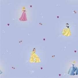 prinsessen prenses behang x45