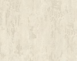 Beton behang metalic beige creme 32651-4