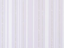 strepen vlies behang metalic 47271