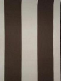 streepjes vlies bruin behang noordwand x93
