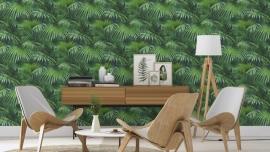 planten bomen natuur groen behang 524901 Crispy rasch